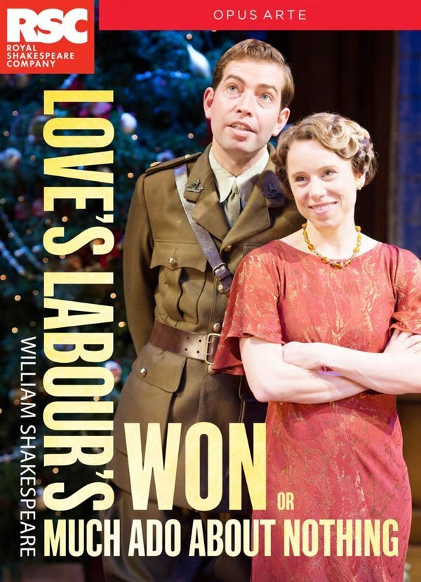 Love's Labour's Won (Opus Arte) - Royal Shakespeare Company