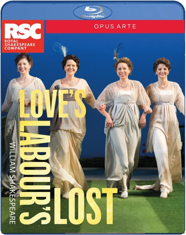 Love's Labour's Lost (Opus Arte) - Royal Shakespeare Company
