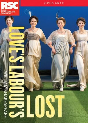Love's Labour's Lost (Opus Arte) - Royal Shakespeare Company