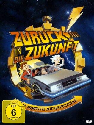 Zurück in die Zukunft - Die komplette Zeichentrickserie (Limited Edition, 5 DVDs)