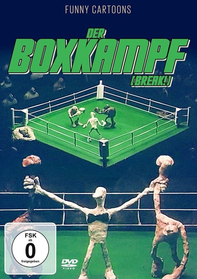 Der Boxkampf (Funny Cartoons)