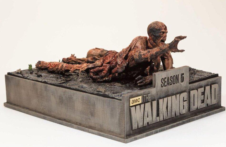 The Walking Dead - Staffel 5 (Limitierte Asphalt Walker Edition, Uncut, 6 Blu-rays)