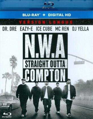 N.W.A. - Straight Outta Compton (2015) (Langfassung)