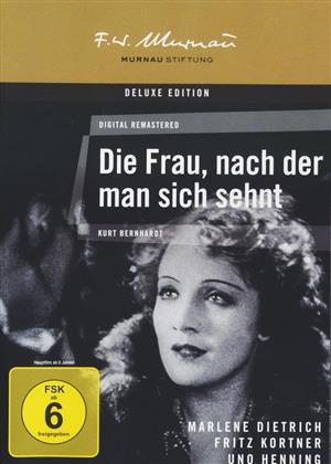 Die Frau, nach der man sich sehnt (1929) (s/w, Deluxe Edition)