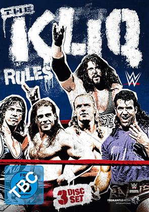 WWE: The Kliq Rules (3 DVDs)