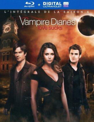 Vampire Diaries - Saison 6 (4 Blu-ray)