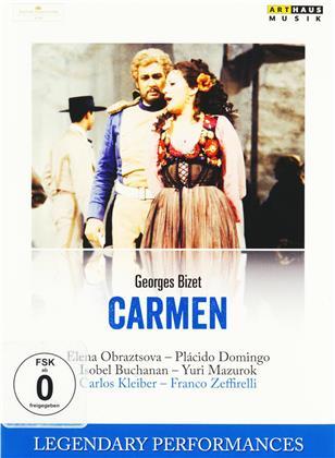 Wiener Staatsoper, Carlos Kleiber, … - Bizet - Carmen (Arthaus Musik, Legendary Performances)
