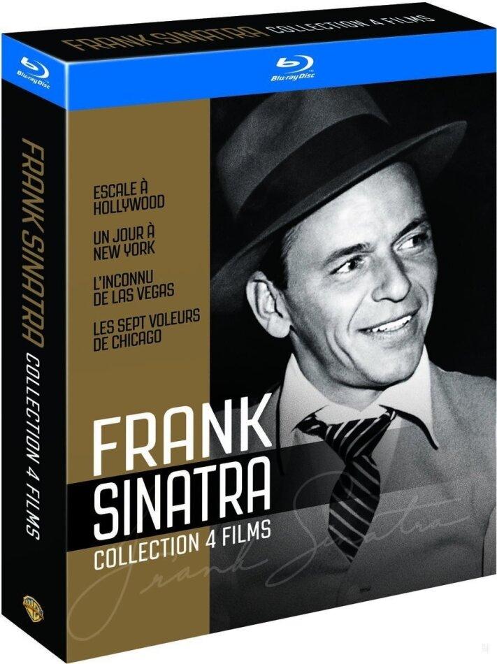 Frank Sinatra (Collection 4 Films, 4 Blu-rays)