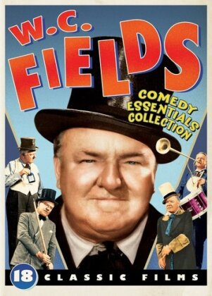 WC Fields - Comedy Essentials Collection (5 DVDs)