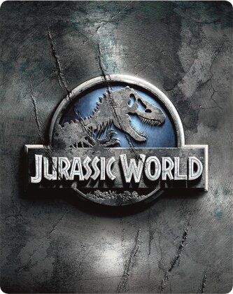 Jurassic World (2015) (Steelbook, Edizione Limitata)