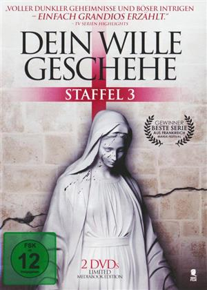 Dein Wille geschehe - Staffel 3 (Limited Edition, Mediabook, 2 DVDs)