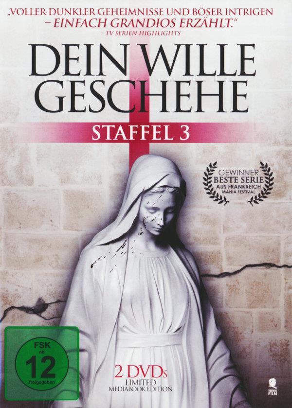 Dein Wille geschehe - Staffel 3 (Limited Edition, Mediabook, 2 DVDs)
