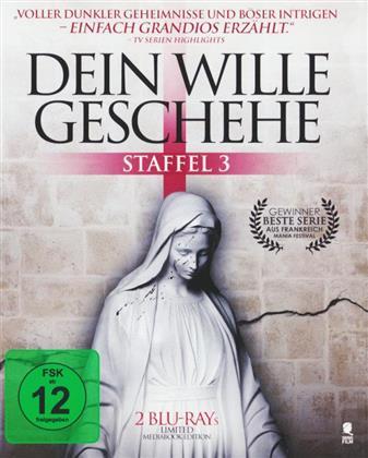 Dein Wille Geschehe - Staffel 3 (Limited Edition, Mediabook, 2 Blu-rays)