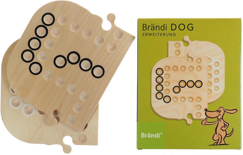 Brändi Dog - Erweiterungs-Set für 6 Spieler