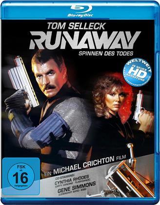 Runaway - Spinnen des Todes (1984)