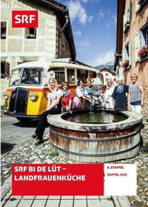 SRF bi de Lüt - Landfrauenküche - Staffel 9 (2 DVDs)