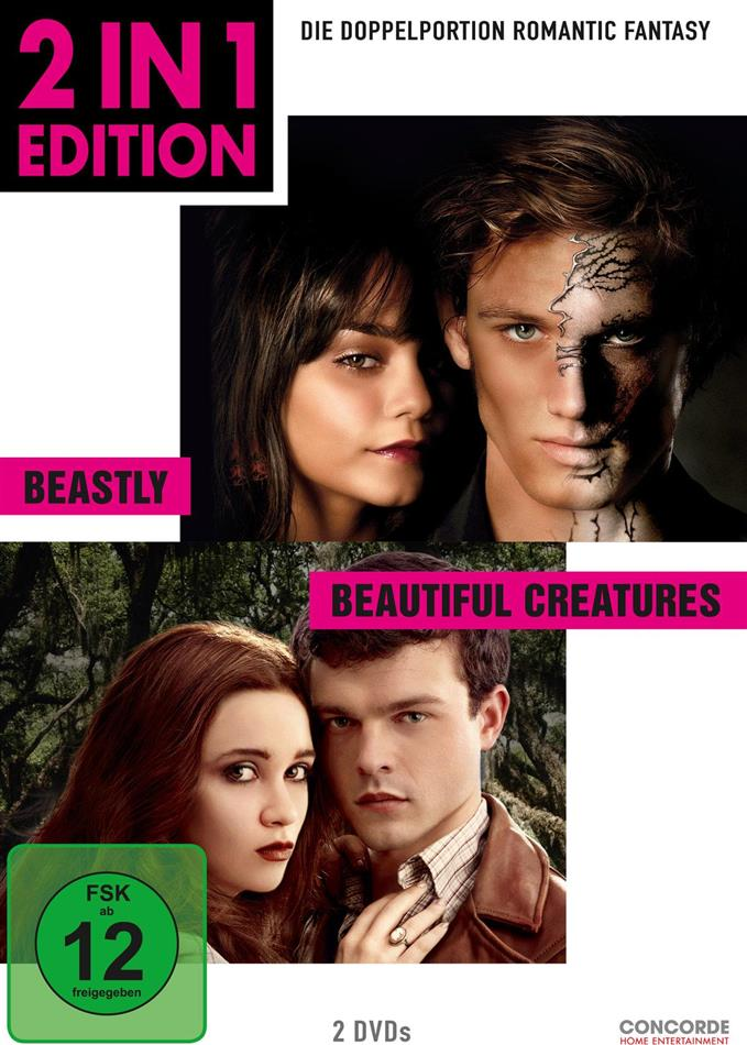 Beautiful Creatures / Beastly (2 DVDs)