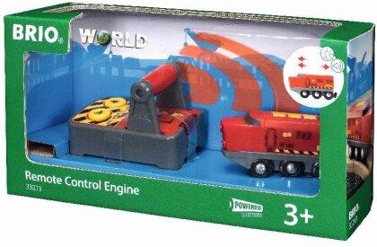 BRIO Railway 33213 - Remote Control Engine