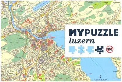 MYPUZZLE Luzern - Puzzle