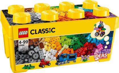 LEGO© 10696 Bricks & More - LEGO© Medium Creative Brick Box