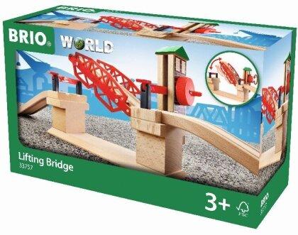 BRIO Railway 33757 - Lifting Bridge