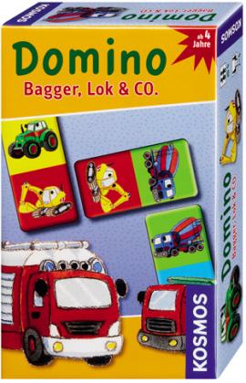 Domino - Bagger, Lok & Co.
