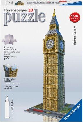 Big Ben - 3D Gebäude Puzzle