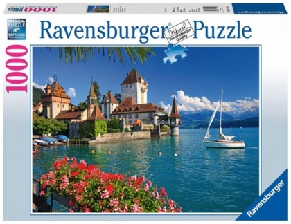 Am Thunersee, Bern - 1000 Teile Puzzle