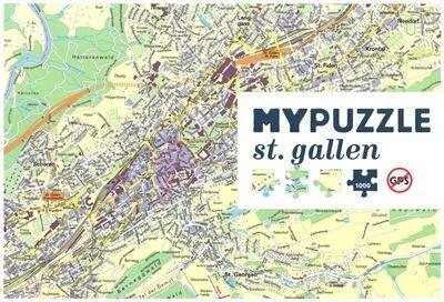 MYPUZZLE St. Gallen - Puzzle