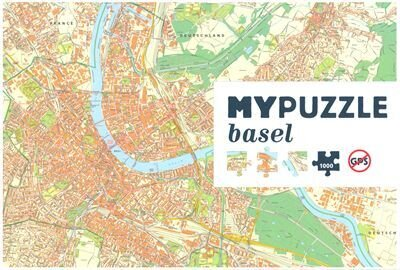 MYPUZZLE Basel - Puzzle