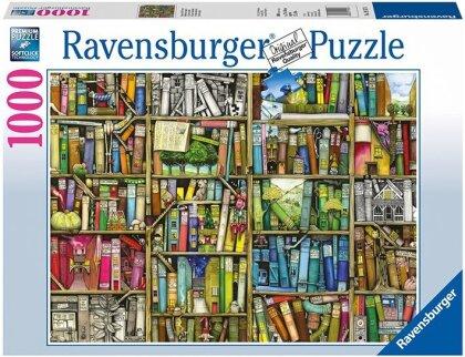 Magisches Bücherregal - Puzzle