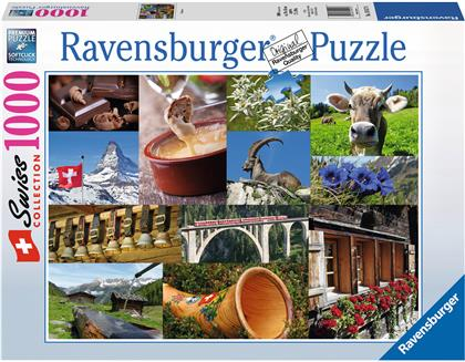 Swissness - 1000 Teile Puzzle
