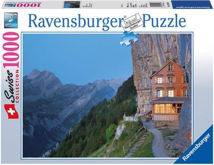 Swiss Collection: Äescher - Puzzle