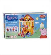 PlayBIG Bloxx Peppa Pig Haus auf drei Etagen