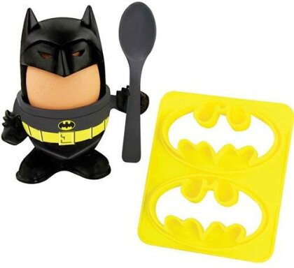 DC Comics: Batman - Egg Cup and Toast Cutter
