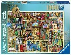Magisches Bücherregal Nr. 2 - Puzzle