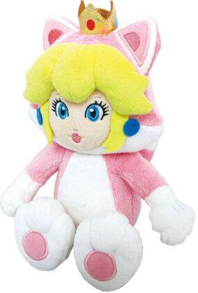 Nintendo: Peach Katze - Plüsch