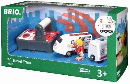 BRIO Railway 33510 - RC Travel Train
