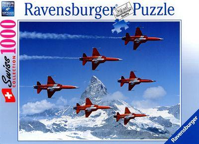 Patrouille Suisse - Puzzle
