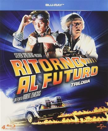 Ritorno al Futuro - La Trilogia (Edizione 30° Anniversario, 3 Blu-ray)