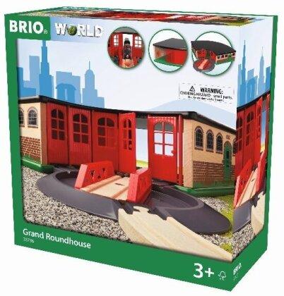 BRIO Railway 33736 - Grand Roundhouse