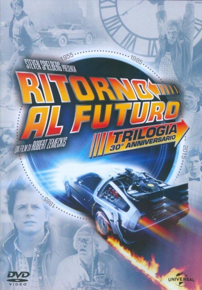 Ritorno al futuro - La Trilogia (30th Anniversary Edition, 4 DVDs)