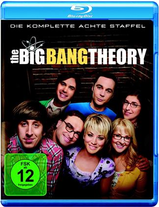 The Big Bang Theory - Staffel 8 (2 Blu-rays)