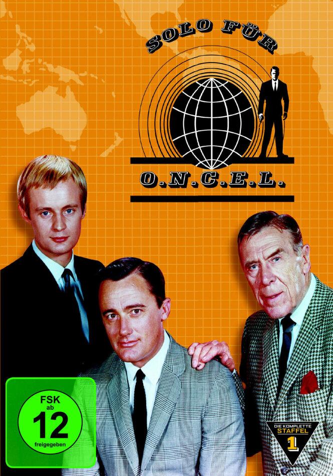 Solo für O.N.C.E.L. - Staffel 1 (7 DVDs)