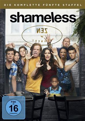 Shameless - Staffel 5 (3 DVDs)
