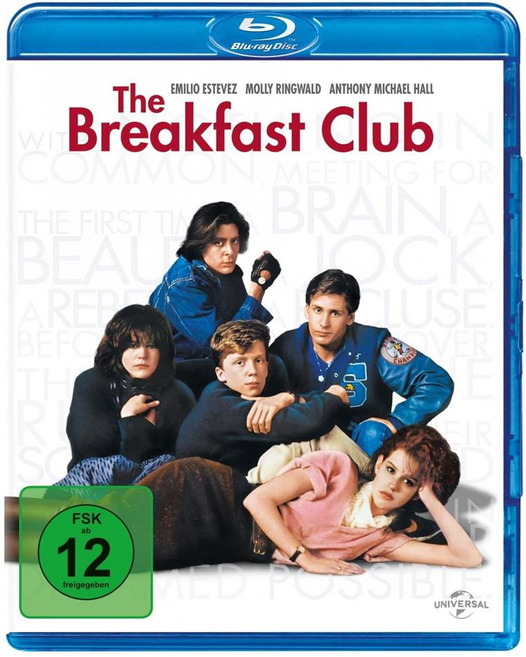 The Breakfast Club (1985) (30th Anniversary Edition)