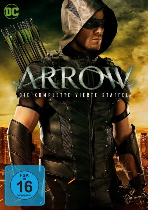 Arrow - Staffel 4 (5 DVDs)