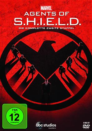 Agents of S.H.I.E.L.D. - Staffel 2 (6 DVDs)
