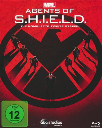 Agents of S.H.I.E.L.D. - Staffel 2 (5 Blu-rays)