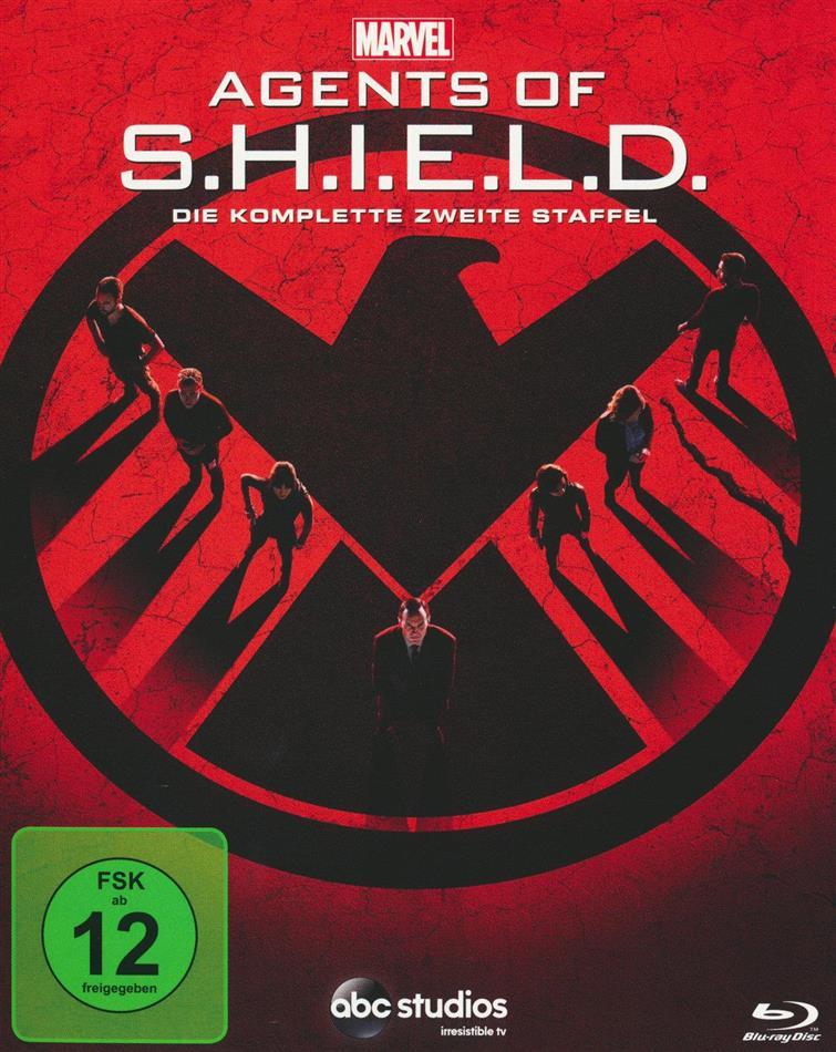 Agents of S.H.I.E.L.D. - Staffel 2 (5 Blu-rays)
